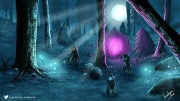 Black Forest fan art! Valheim Article