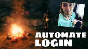 Automate Server Selection and Character Login with a Hotkey Valheim Article