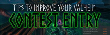 Tips on How to Improve your Valheim Contest Score Valheim Article