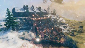 Fort Forsa (Mile High Fortress :3) Valheim Build