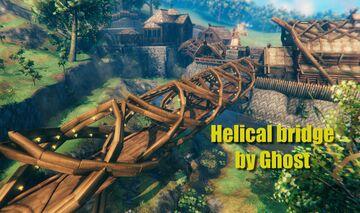 Helical Bridge Valheim Build