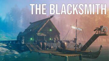 The Blacksmith Valheim Build