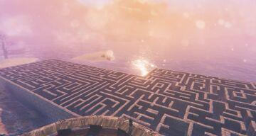 Valheims HARDEST Challenge Yet!!!! The Labyrinth Valheim Build