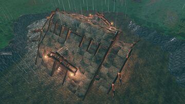Trxllege's Storage Hub Valheim Build