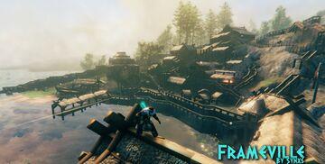 XIII World Map - Frameville Valheim Build