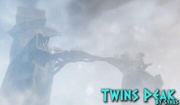 XIII World Map - Twins Peak Valheim Build