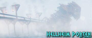 XIII World Map - Helheim Porten Valheim Build