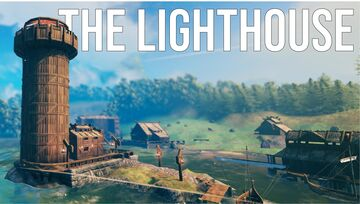 The Lighthouse Valheim Build