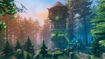 Wizard Tower Valheim Build