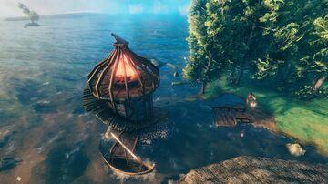 Lighthouse build for your dockyard :D Valheim Build
