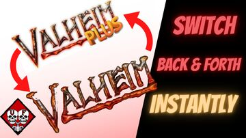 How to INSTANTLY switch from Valheim Plus back to Valheim ---SO EASY--- Valheim Build
