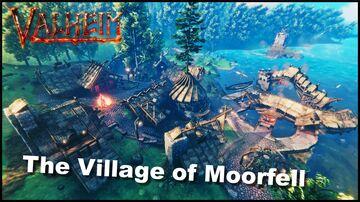[ The village of Moorfeel ] Valheim Build