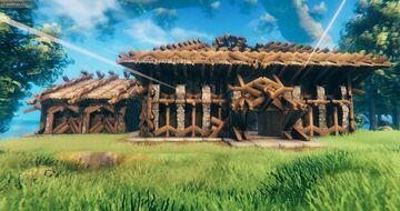 """The Chieftain"" Valheim Build"