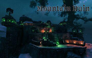 Mountain Ruin Valheim Build