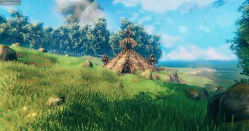 Hunters Hut Valheim Build