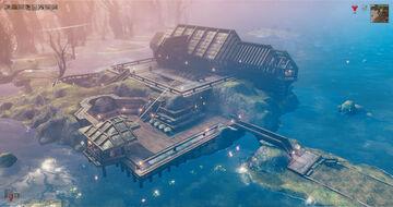 Skully's Swamp Base Valheim Build