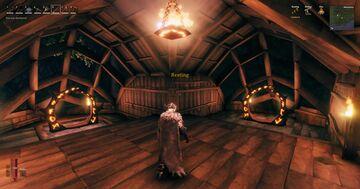 Skully's first Portal Hub Valheim Build