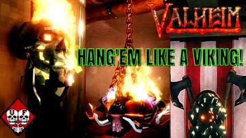 Valheim | Quick Tips | Viking Trophies Valheim Build