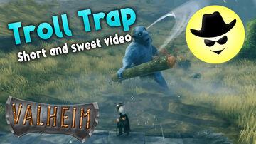 Troll Trap | Valheim Valheim Build