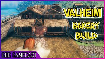 Valheim Bakery Build Valheim Build