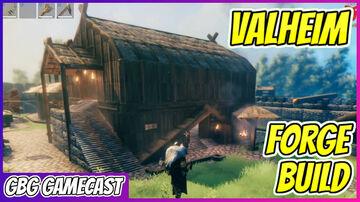 Valheim Forge Build Valheim Build