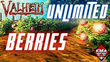 How to Make a Berry Farm   Guide Valheim Build