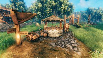 Water Well Valheim Build