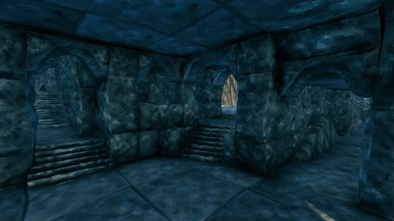 There's quite a lot of tunnels and passageways.