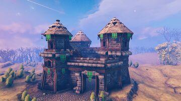 Magni's Keep Valheim Build