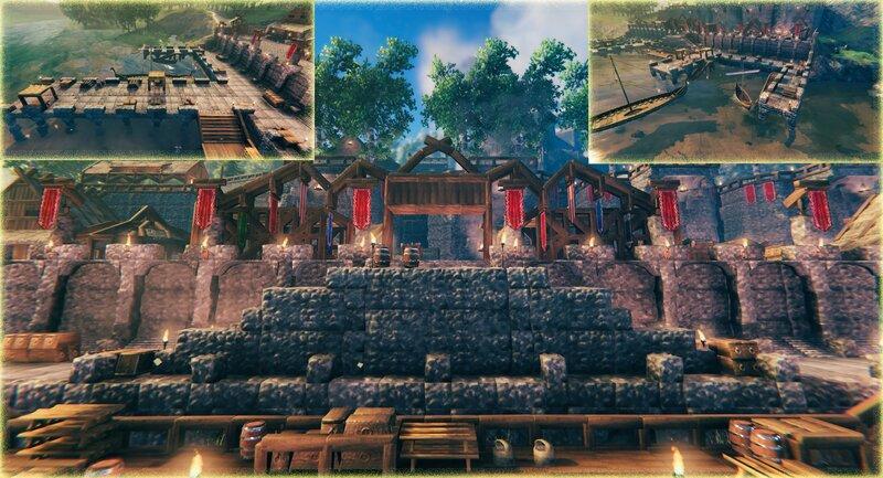 Dock Entry way  Designs