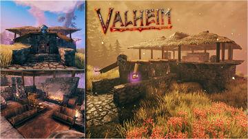 Useful Simple Design Valheim Build