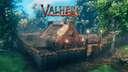 Castle Black Village & Citadel Tour!! Valheim Build
