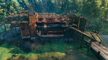 The Karve Bar and Grill. (contest entry) Valheim Build