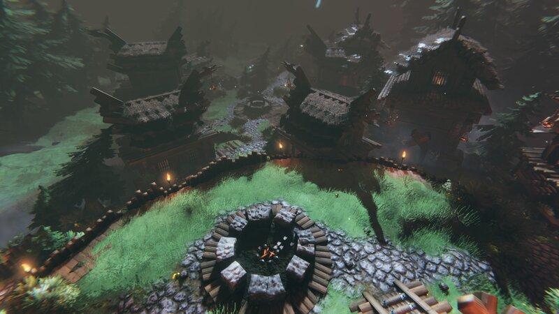 Skorn - Vrykul Village Weather - Eikthyr