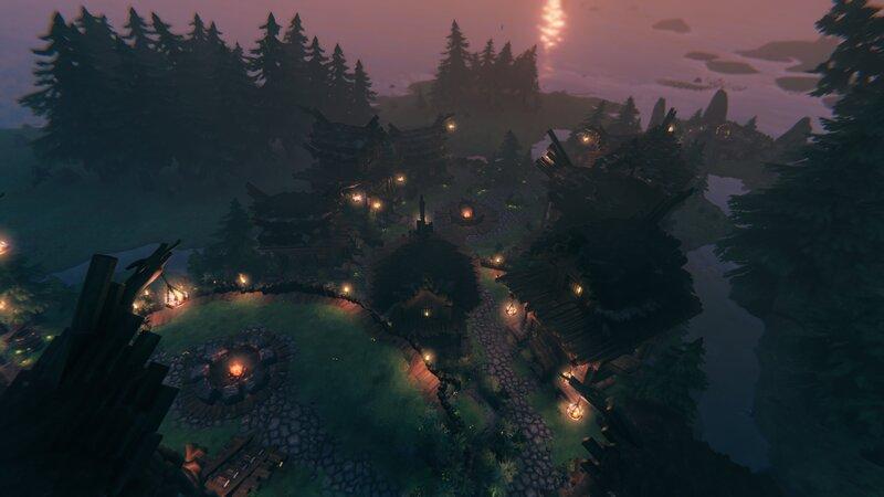 Skorn - Vrykul Village Time of Day 0.7