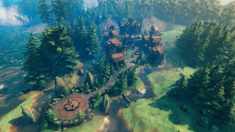Skorn - Vrykul Village Time of Day 0.5