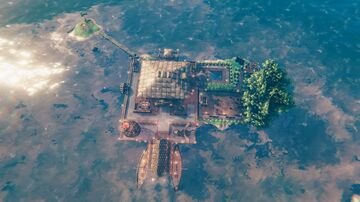An Island In The Sun Valheim Build