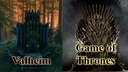 So...I made the Iron throne from Game of Thrones...tell me what you think! Valheim Build