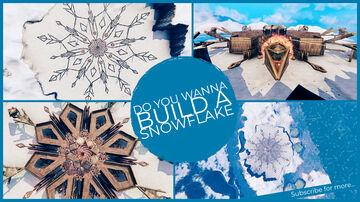 Snowflake Bonanza Valheim Build