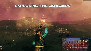 Setting Up an Ashlands Base Valheim Build
