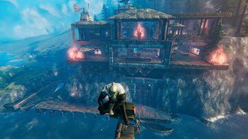 Seaside Manor (Solo/No cheats/No mods). Valheim Build
