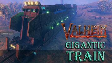 Train | Valheim Build Valheim Build