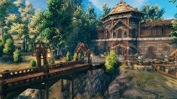 Tavern Version 2 Valheim Build