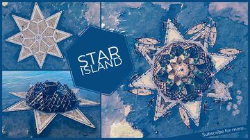 🏝️Star Island Valheim Build