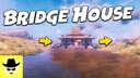Bridge House Valheim Build