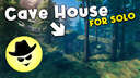 Cave House | For Solo Valheim Build