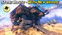 Stone House - With New Update Valheim Build