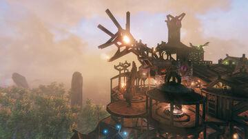 Mythic Sky Mansion (Hearth and Home edition) Valheim Build