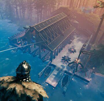 Black Forest Build Valheim Build